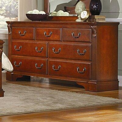 Legacy 7 Drawer Standard Dresser