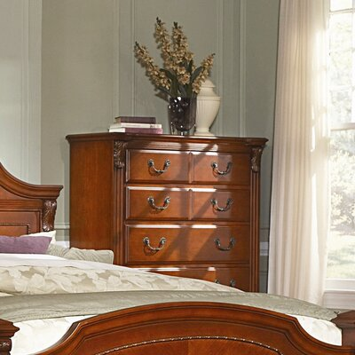 Legacy 8 Drawer Chest
