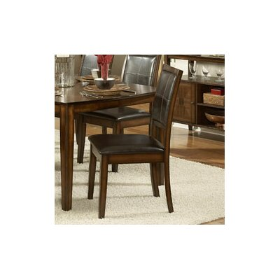 In store financing Verona Side Chair (Set of 2)...