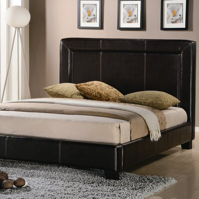 Easy financing Syracuse II Panel Bed Size: Full...