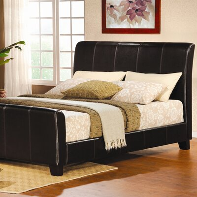 Rent to own Syracuse II Sleigh Bed Size: Full...