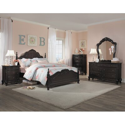 Rent Cinderella Panel Bed Size: Queen...