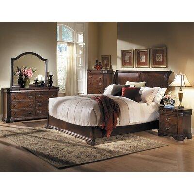 Karla Panel Customizable Bedroom Set