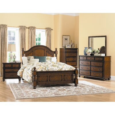Langston Panel Configurable Bedroom Set