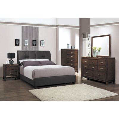 Ottowa Panel Customizable Bedroom Set