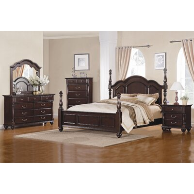 Townsford Panel Configurable Bedroom Set