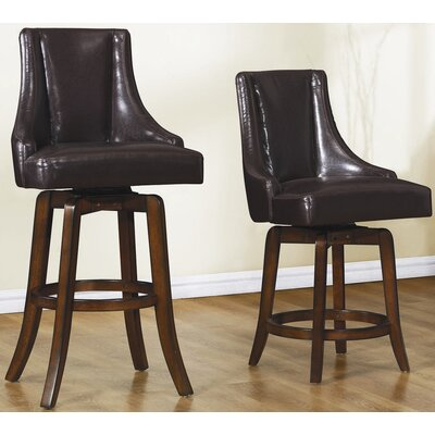 Financing Annabelle Swivel Bar Stool (Set of ...