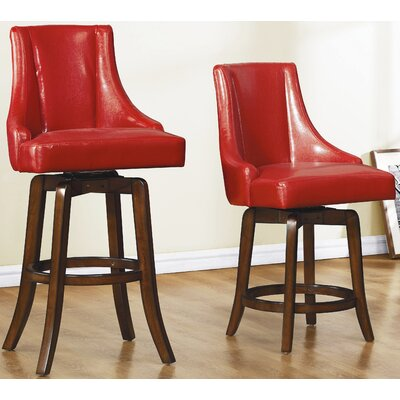 Rent Annabelle Swivel Bar Stool (Set of ...