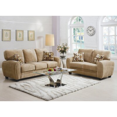 Rubin Configurable Living Room Set