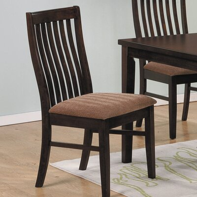 Picture of Woodbridge Home Designs Hale Slat Back Side Chair (Set of 2) in Large Size
