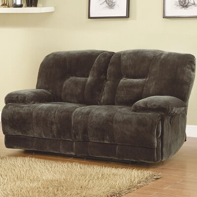0834-3QX HE5156 Woodhaven Hill Geoffrey Reclining Loveseat