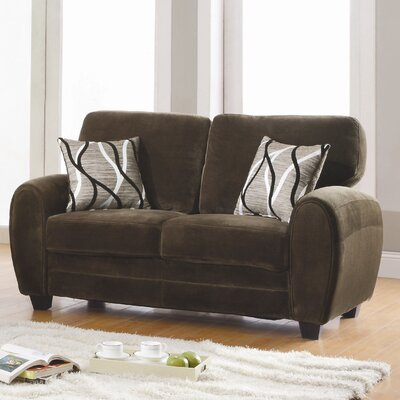 0845DI-3 HE5307 Woodhaven Hill Rubin Loveseat