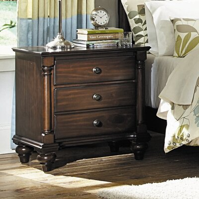 Lease to own Chaplin 3 Drawer Nightstand...