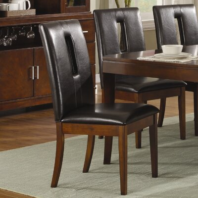 No credit financing Elmhurst Side Chair (Set of 2) Fini...