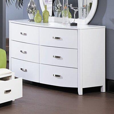 Woodbridge Home Designs Lyric 6 Drawer Dresser at Sears.com