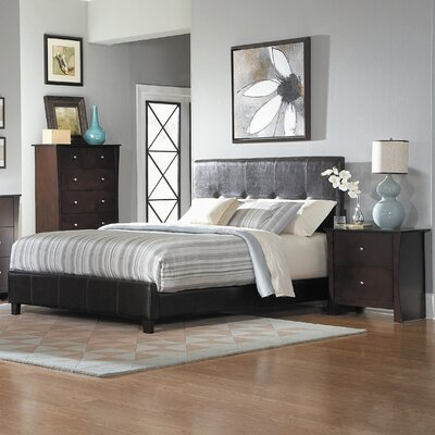Credit for Avelar Panel Bedroom Collection...