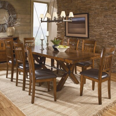 Woodbridge Home Designs Oxenbury Dining Table | Wayfair