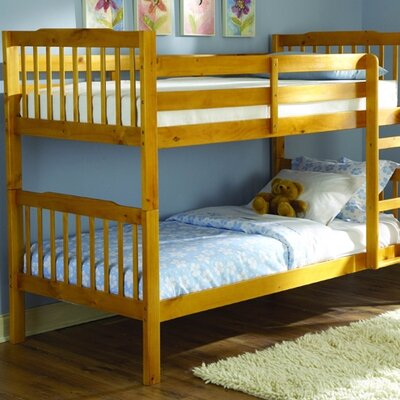 B27 Series Twin over Twin Bunk Bed