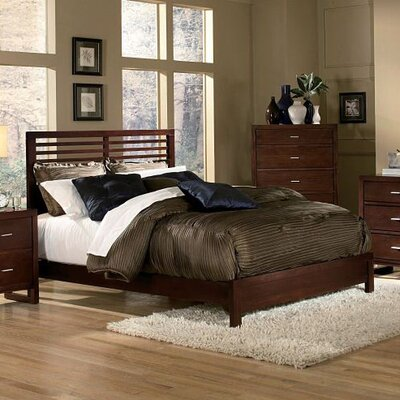 1348 Series Slat Bed Size California King