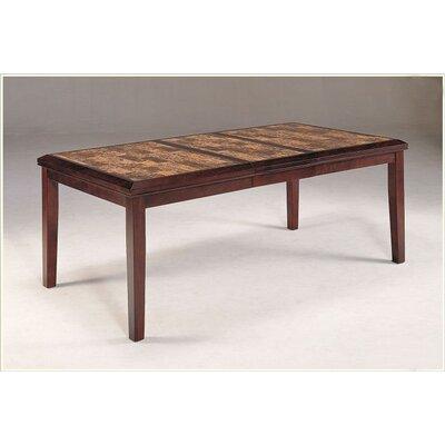 "Woodbridge Home Designs Belvedere Dining Table - Size: 78"""