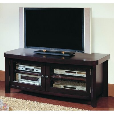 Cheap Woodbridge Home Designs 32190 Series 50″ TV Stand with Wood Panel (HE2975)