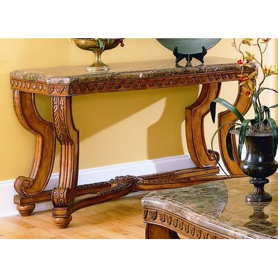 Cheap Woodbridge Home Designs 5543 Series Marble Top Sofa Table (HE3110)