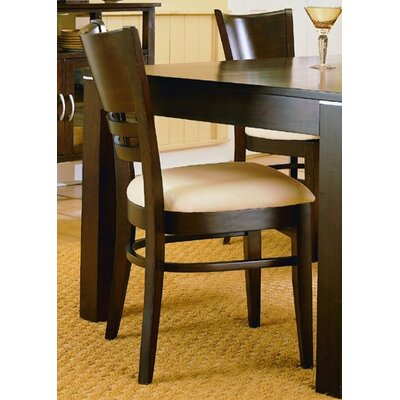 No credit financing 628 Series Side Chair (Set of 2)...