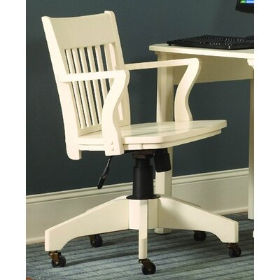 Woodbridge Home Designs High-Back Office Chair with Arms - Finish: White at Sears.com