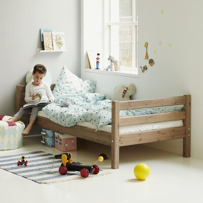 Twin Slat Bed Finish: Terra