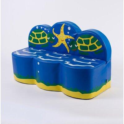 Ocean Life Kids Sofa SP1706-US