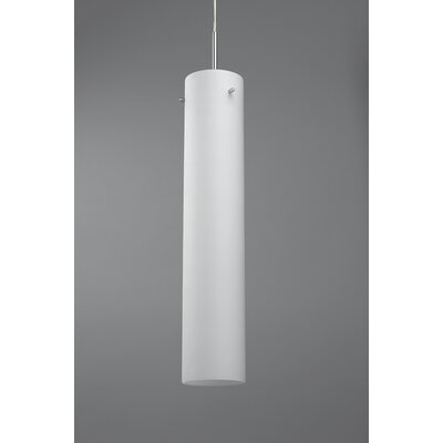 Titan 2 1-Light Monopoint Pendant Color: Bronze