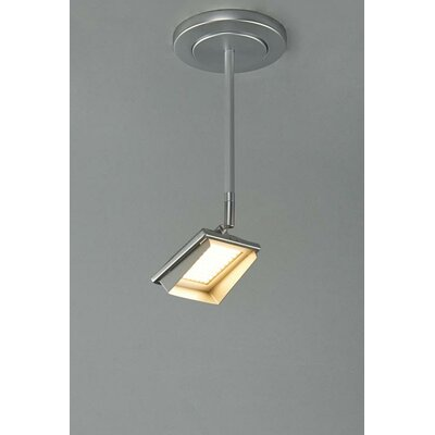 Gallery 1-Light Mini Pendant Stem Size: 6