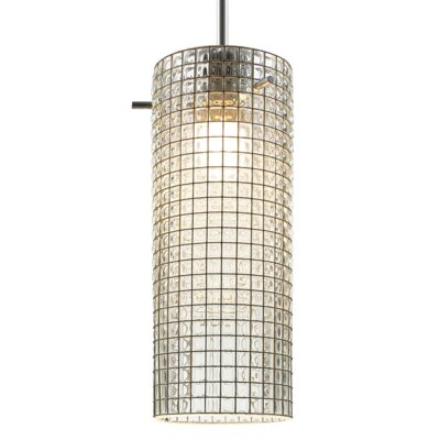 Sierra 2 1-Light Monopoint Pendant Color: Chrome