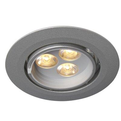 LEDRA G3 Gimbal LED Recessed Trim Finish: Matte Chrome