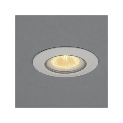 Ledra LED Recessed Trim Finish: White