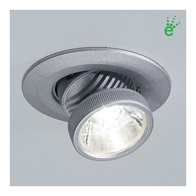 Ledra LED Recessed Trim Finish: Matte Chrome