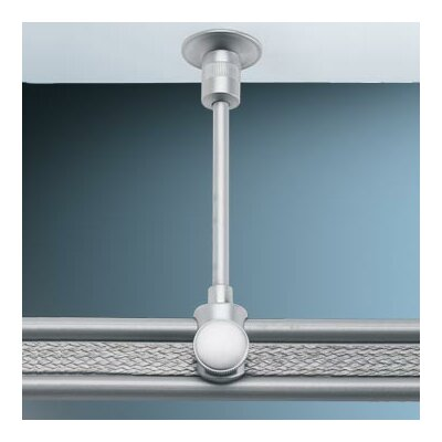 Enzis Ceiling Support Size / Finish: 3.5 H x 1 W x 1 D/ Bronze