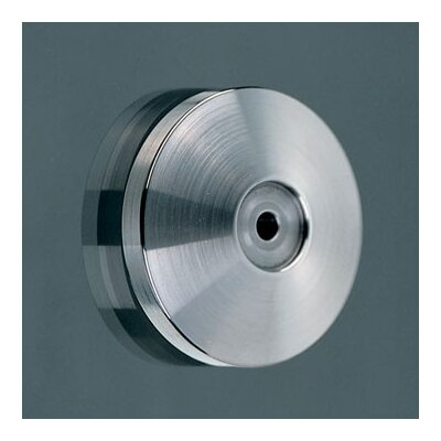 High Line Wall Plate Finish: Matte Chrome