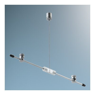 High Line Cable Suspension Support Finish: Matte Chrome