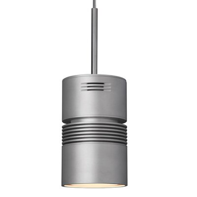 Z15 1-Light Mini Pendant Finish: Matte Chrome