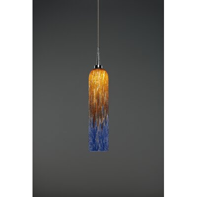 Chianti 1-Light Mini Pendant Finish: Chrome