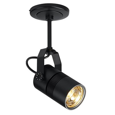 Z15 1-Light Spotlight Color: Black