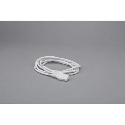 Saber Power Feed Cord Finish: White
