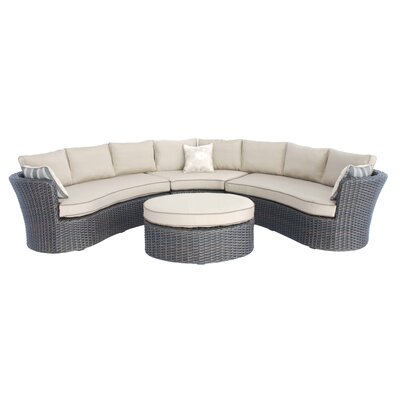 Antigua Sectional Deep Seating Group Cushions - Product photo