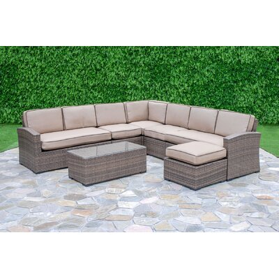 Stunning Sectional Set Product Photo