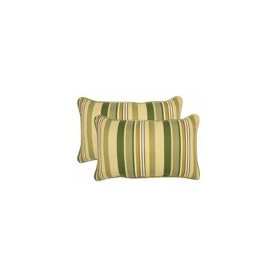 Reddick Outdoor Lumbar Pillows
