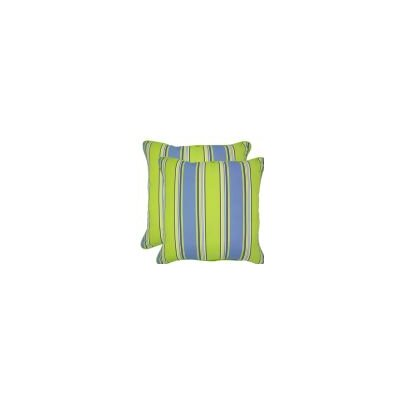 Fiore Outdoor Throw Pillow Size: 16 x 16