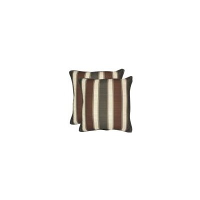 Fionn Outdoor Throw Pillow Size: 20 x 20