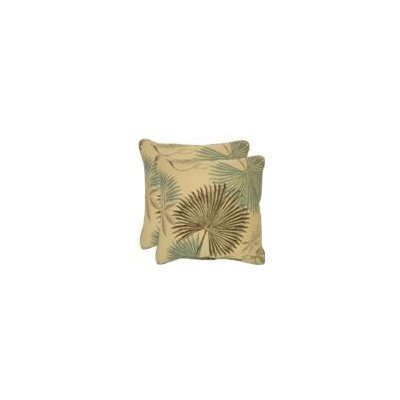 Royce Outdoor Throw Pillow Size: 20 x 20