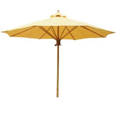 8 Market Umbrella Color: Yellow
